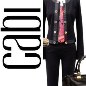 Cabi #583 Studio Jacket, Size S